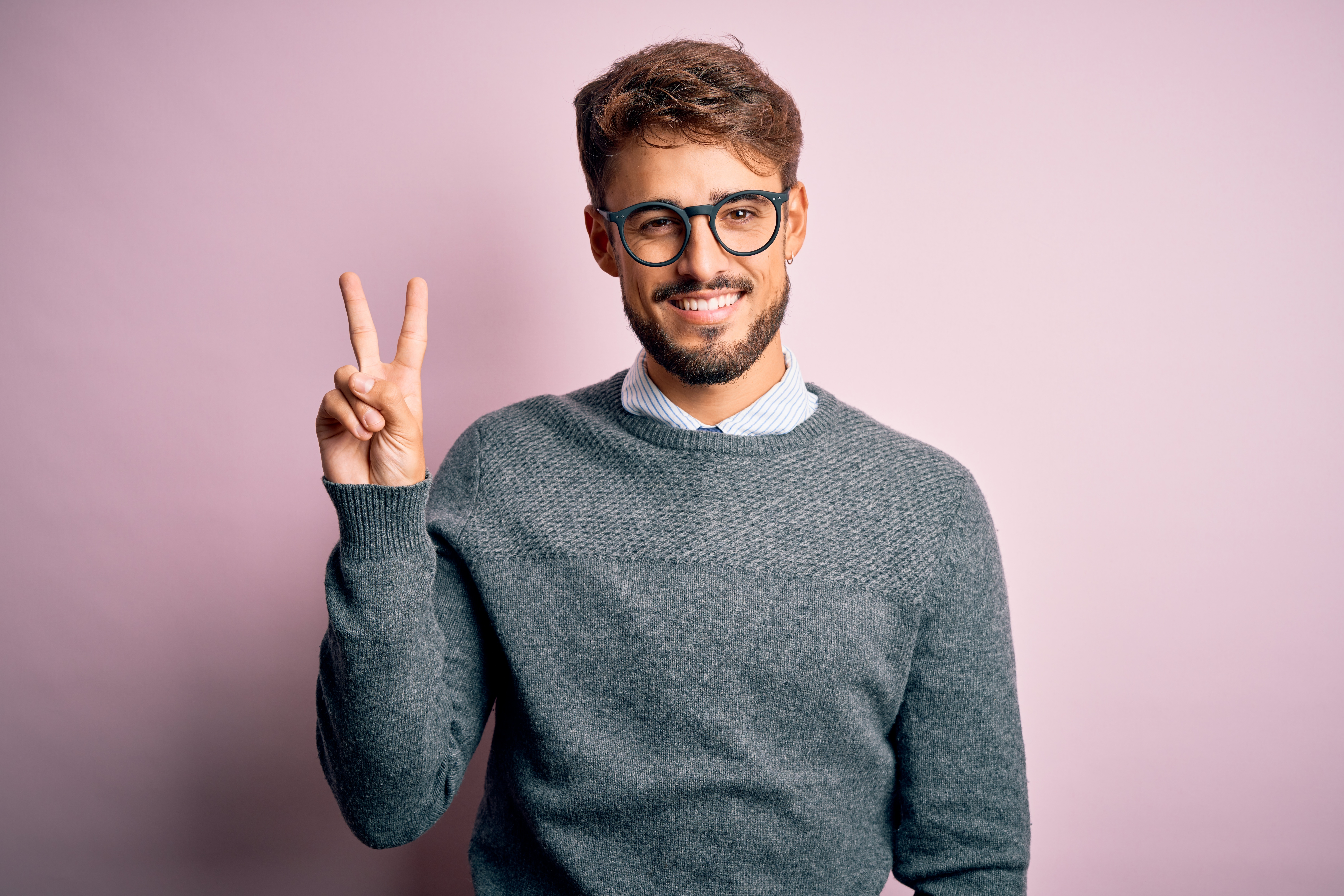 2 pairs of glasses special - eyes and vision